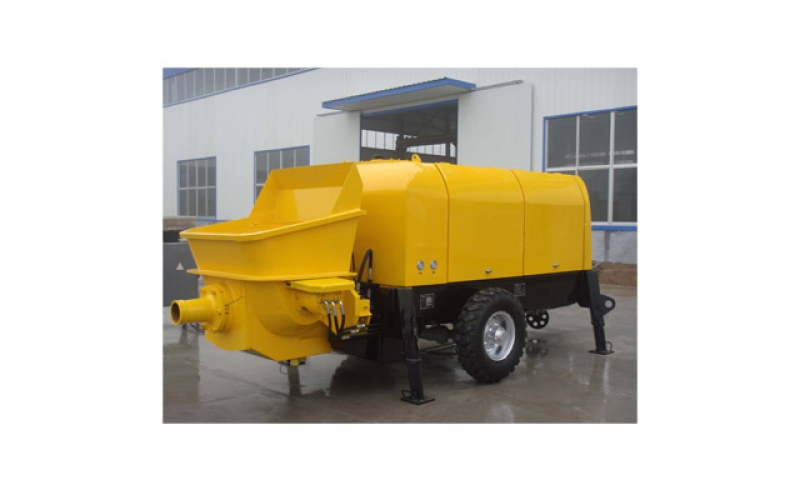 MR-CP40 Concrete Trailer Pump