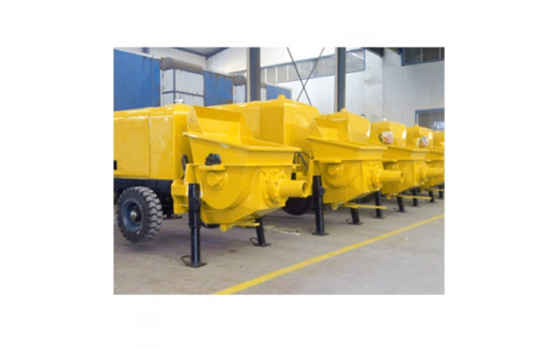 MR-CP20 Concrete Trailer Pump