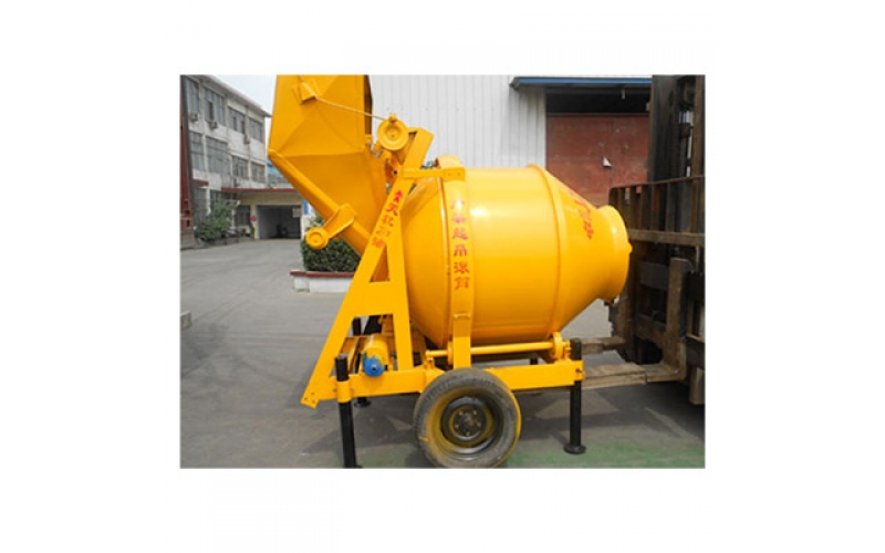JZC350 Mobile Concrete Mixer