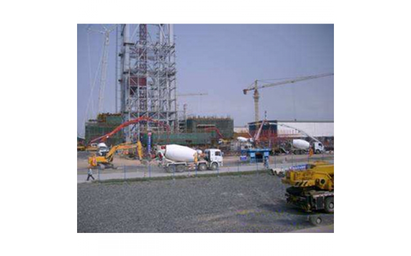Environmental Protection Concrete Plant
