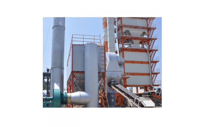 MR/AMP240 Asphalt Mixing Plant