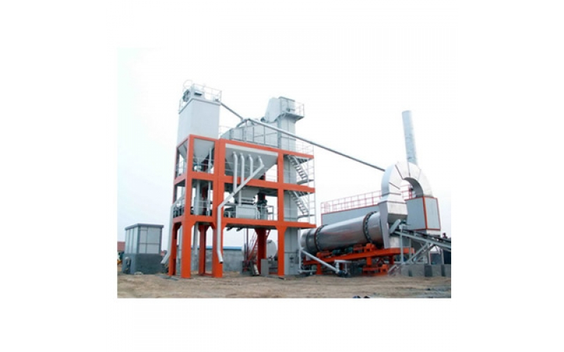 MR/AMP120 Asphalt Mixer Plant